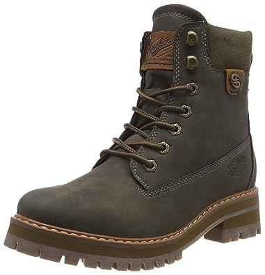 By Damen Gerli Combat 43jy201 Dockers Boots srhQCxtd
