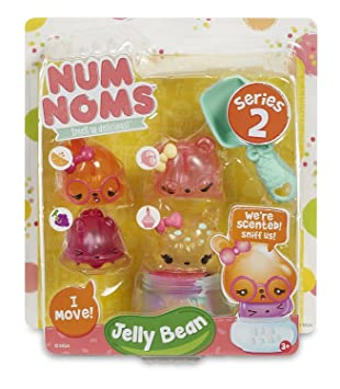 Num Noms Series 2 - Scented 4-Pack - Jelly Bean