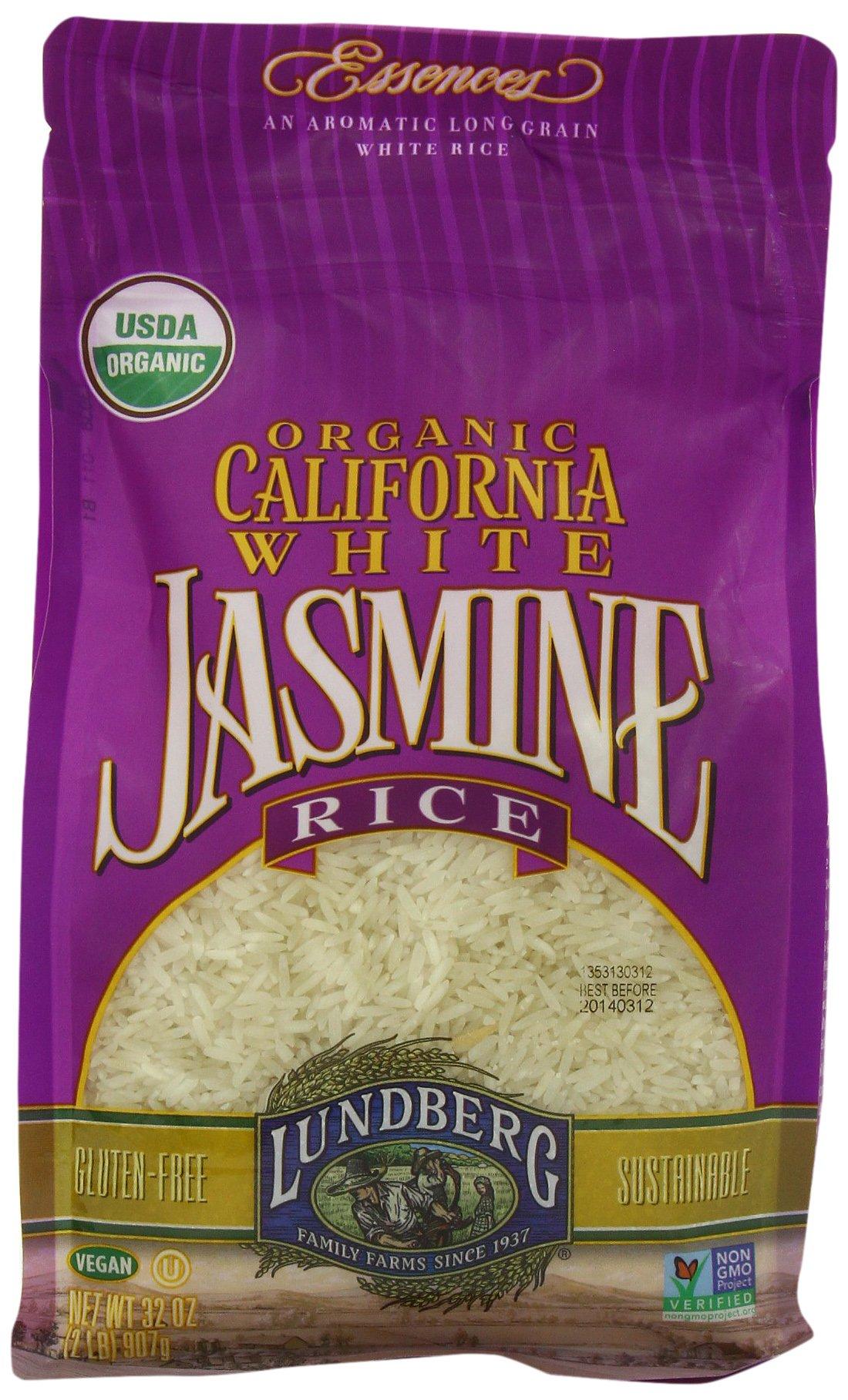 Amazon.com : Lundberg Organic California White Basmati