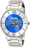 Game Time Men's NBA All Pro Slim Case Watch