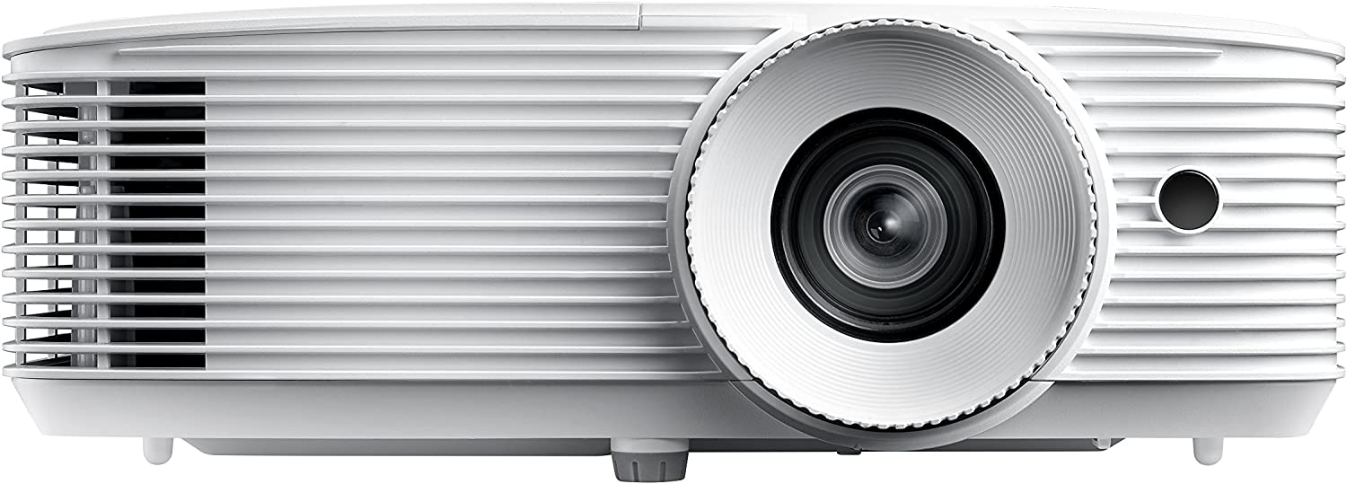 Optoma HD27E 1080p Home Cinema Projector with 3400 Lumens, Ideal for Indoor Or Outdoor Movies, Sports and Gaming