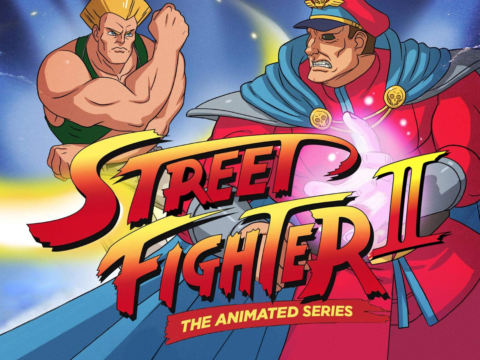 Watch Street Fighter Ii The Animated Series Prime Video