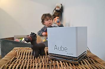 Aykow Aube Connecté Purificateur d'air Bluetooth sans filtre pour maison/voiture