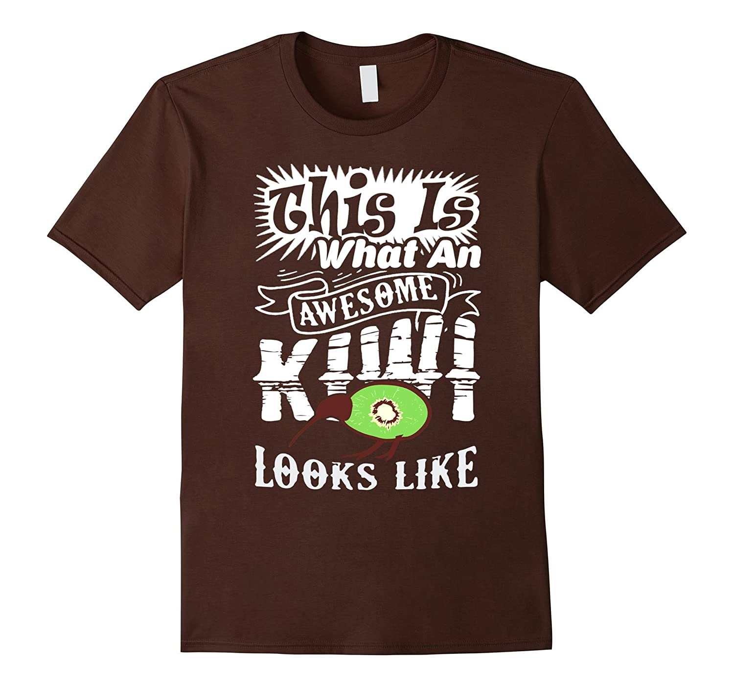 Kiwi Bird Tshirts - Awesome Kiwi Bird Shirt-AZP