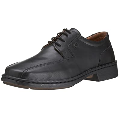 Josef Seibel Burgess Leather Lace Up Mens Smart Shoes