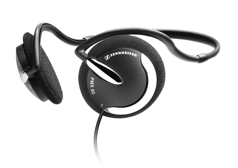 Sennheiser PMX 60 II - Auriculares de contorno de cuello, negro ...