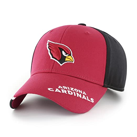 outlet store e4cbc 63438 Amazon.com   NFL Arizona Cardinals Youth Rivet OTS All-Star MVP Adjustable  Hat, Youth, Black   Clothing