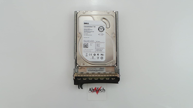 "Dell Seagate Constellation ES 500GB Hard Drive ST500NM0001 3.5/"" SAS 6Gb//s 7.2K"