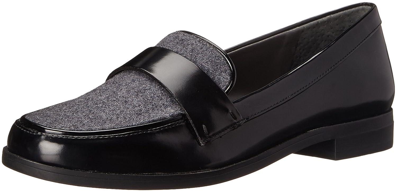 Franco Sarto Women's Valera Slip-On Loafer B00X0LCE8W 6.5 B(M) US|Black 1