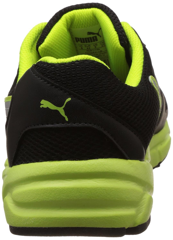 Puma Men's Strike Ind. Sciopero Ind Uomo Puma. Black And White Running Shoes Scarpe Da Ginnastica Bianche E Nere 4DWupv