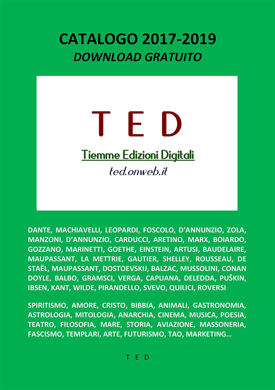 Catalogo 2017-2019: Download gratuito (Italian Edition) eBook ...