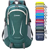 ZOMAKE Ultra Lightweight Hiking Backpack - Packable Durable Water Resistant Travel Backpack Daypack for Women Men