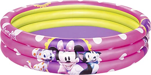 Piscina Hinchable Infantil Bestway Minnie Mouse: Amazon.es: Jardín