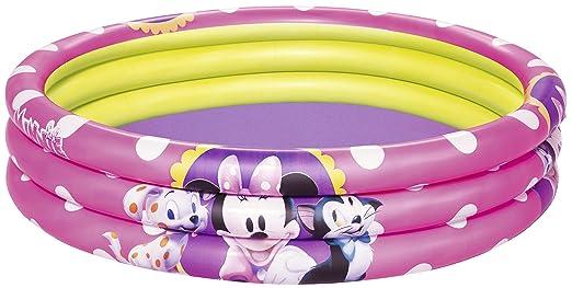 Piscina Hinchable Infantil Bestway Minnie Mouse: Amazon.es: Jardín