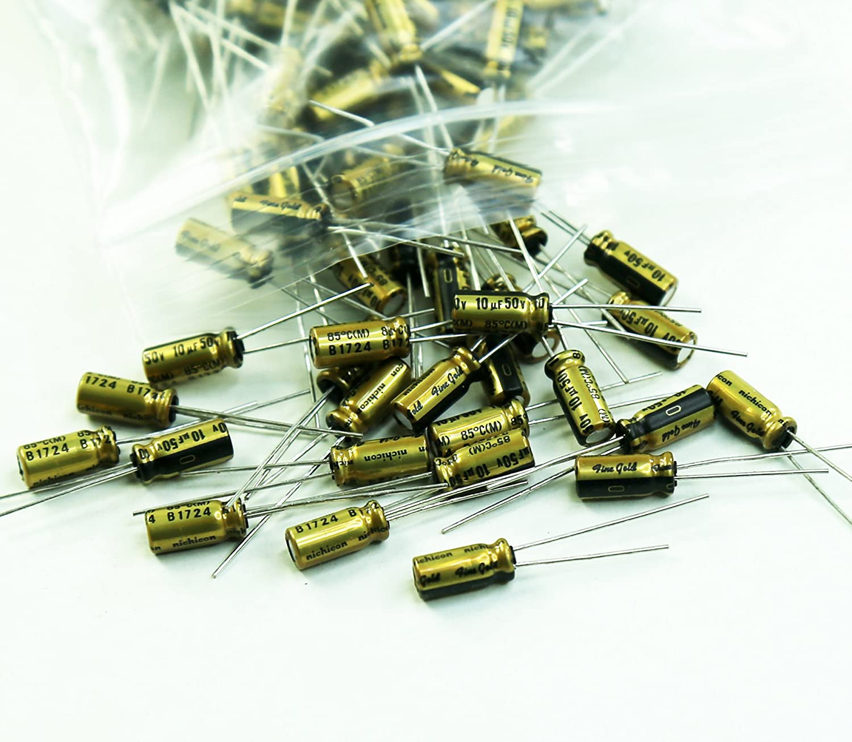 Nichicon Muse FG  Fine Gold  UFG1E471MHM  470uF 25V  12,5x20mm RM5  #BP 4 pcs