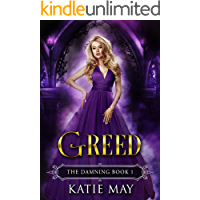 Greed (The Damning Book 1)
