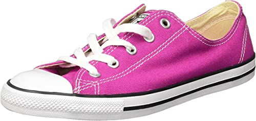 Museo Guggenheim Brote Me preparé  Chuck Taylor All Star Dainty Ox: Amazon.co.uk: Shoes & Bags