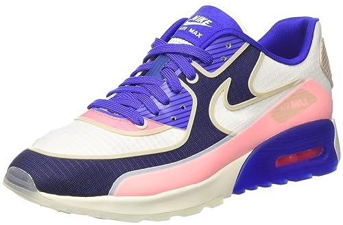 d22bd029b1 Nike Women's Wmnsair Max 90 Ultra 2.0 Si Gymnastics Shoes, Multicolour SAIL-Paramount  Binary