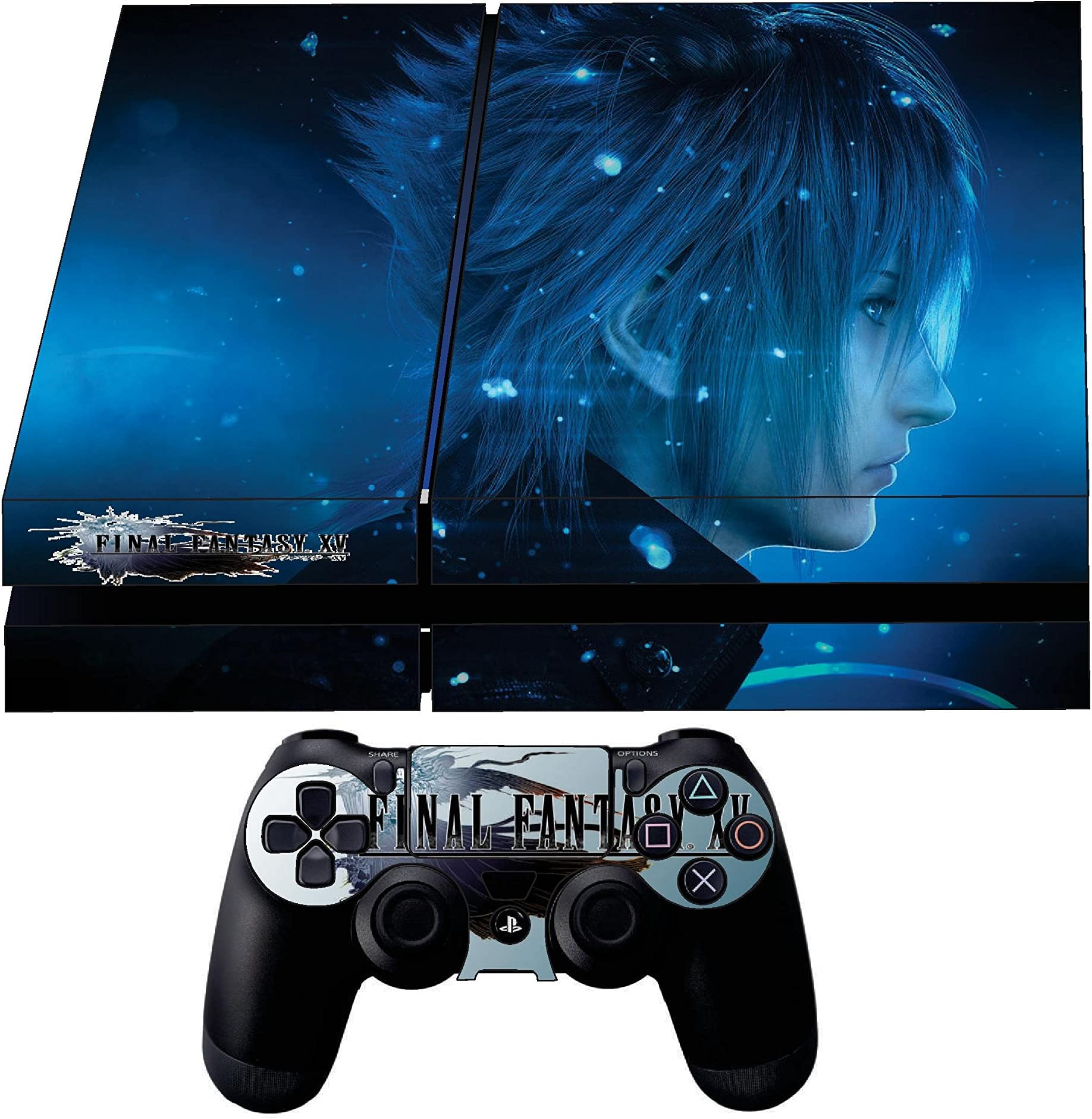 Amazon com: Premium Designer Limited Edition PS4 Final Fantasy XV