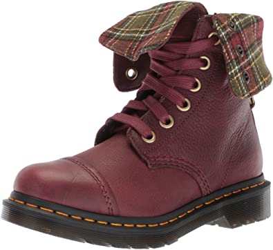 Aimilita FL Cherry Red Ankle Boot