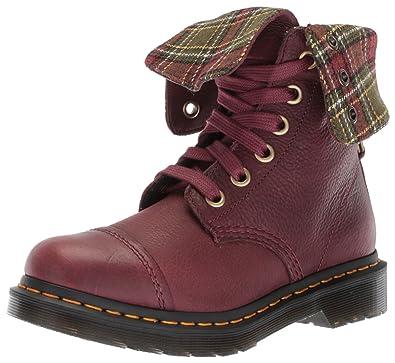 4dfc57e2c3cbb7 Dr. Martens Damen Aimilita Hohe Stiefel  Amazon.de  Schuhe   Handtaschen