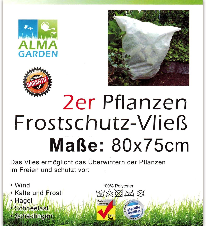 2 Protección contra Heladas Fieltro Para Plantas Invierno Fieltro ...