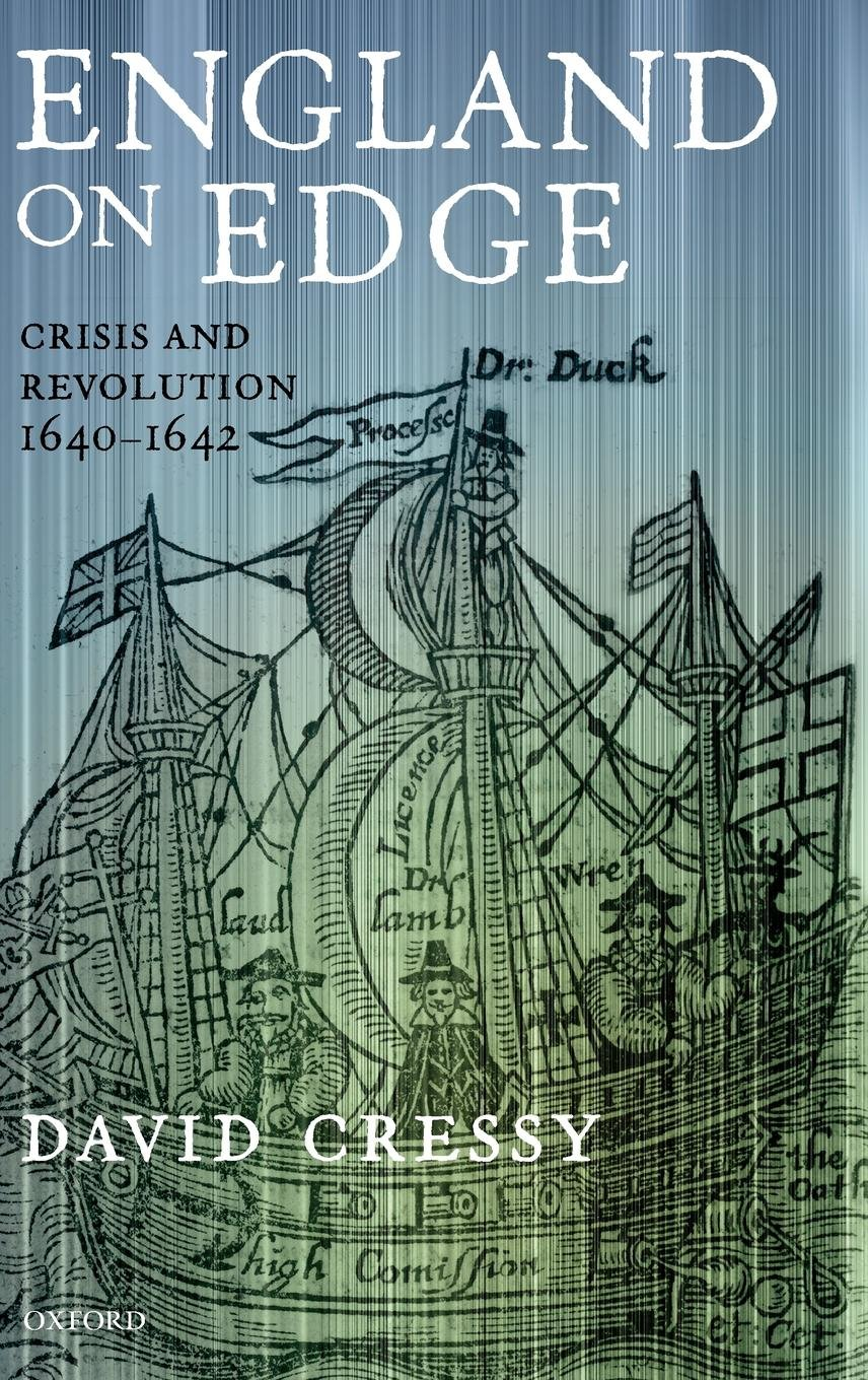 Read Online England on Edge: Crisis and Revolution 1640-1642 ebook