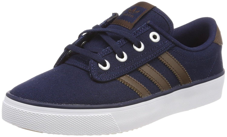 Adidas Kiel, Zapatillas Unisex Adulto 39 1/3 EU|Azul (Collegiate Navy/Brown/Footwear White 0)