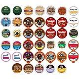 Flavored Coffee Variety Sampler Pack for Keurig K-Cup Brewers, 40 Count