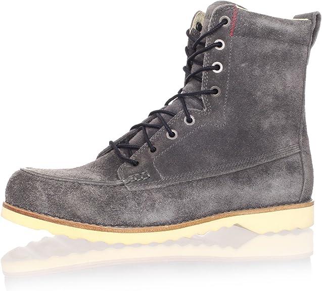 Conquistar Astrolabio vacío  Timberland Abington Guide Mens Leather Boots: Amazon.co.uk: Shoes & Bags