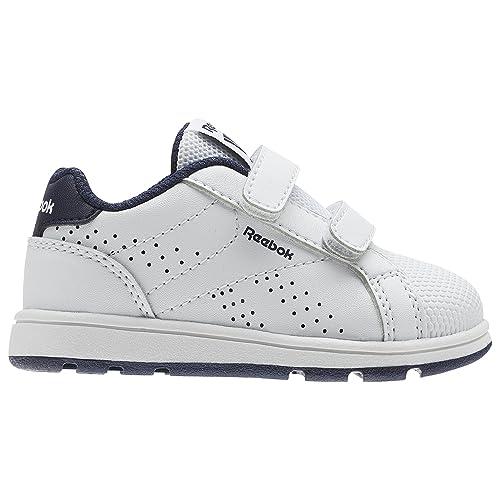 Reebok Bs7944, Sneaker Unisex �C Bimbi 0-24, Blu (Collegiate Navy/White) (Bianco), 20 EU
