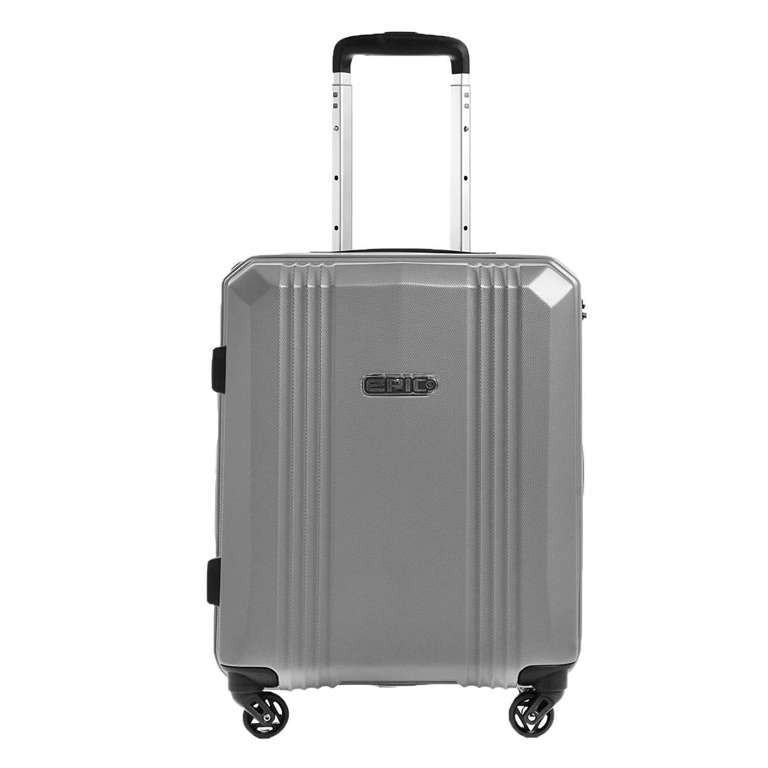 Epic Airwave valise de cabine 4 roulettes 55 cm silver colored 3WKT9z0K