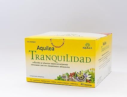 URIACH AQUILEA Tranquilizante 40 Filtros