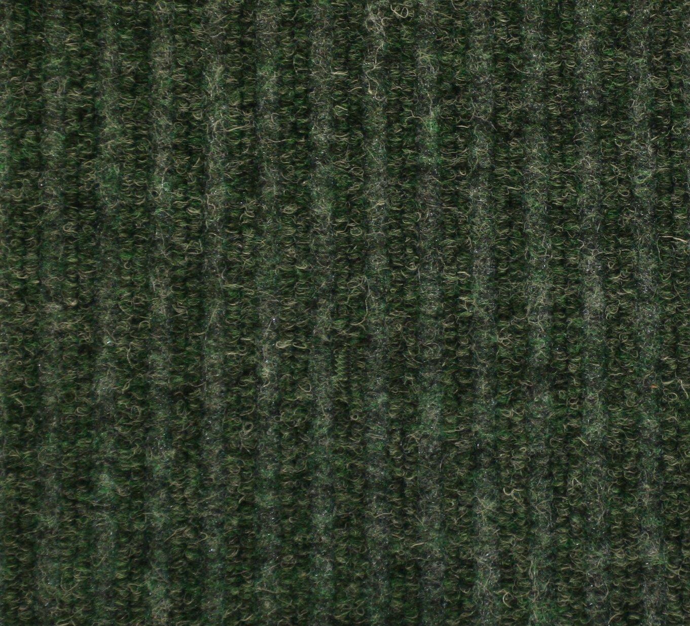 Vinyl//Polypropylene 4x8 Guardian Golden Series Dual-Rib Indoor Wiper Floor Mat Green
