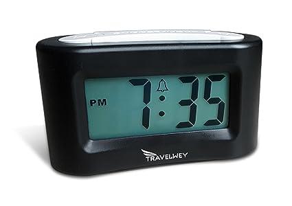 Amazon.com  Small Digital Clock - No Bells 491715d0e