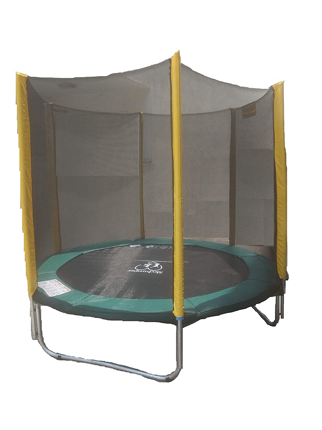 8 Feet Outdoor Jumping Trampoline with Net