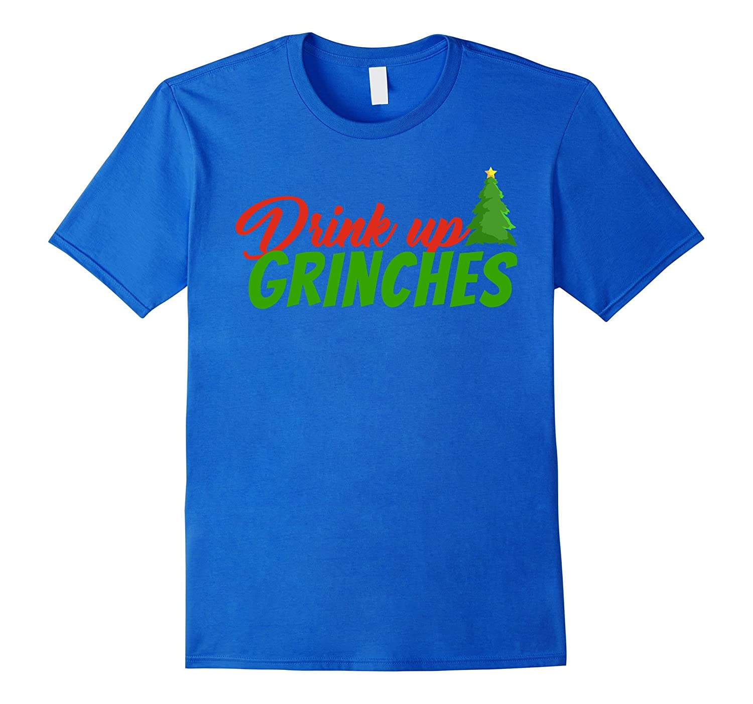 Drink Up Grinches T-Shirt-Teevkd