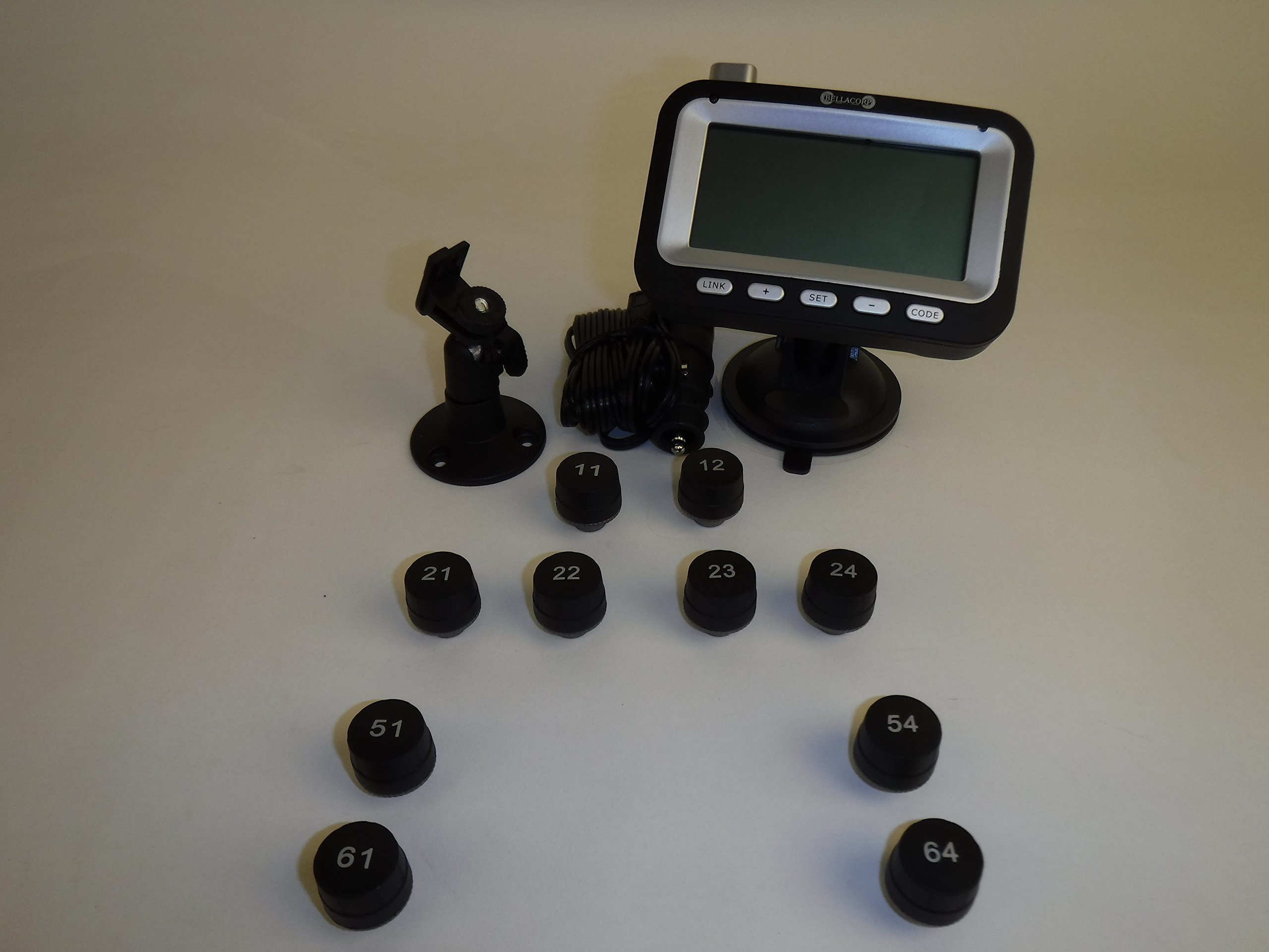 Best Rated In Aftermarket Tire Pressure Monitoring Systems