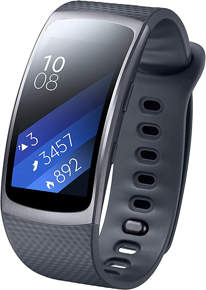 Samsung Gear Fit 2 - Pulsera de Fitness de 1.5 (4 GB, 1 GHz, 512 ...