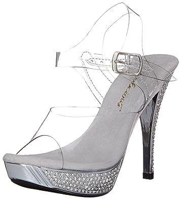 6944fb9a7f Amazon.com   Fabulicious Women's Elegant 408 Dress Sandal   Heeled ...