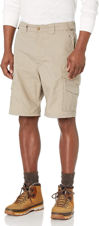 Tru-Spec Men's 24-7 Series Tactical Shorts, Stone: Clothing
