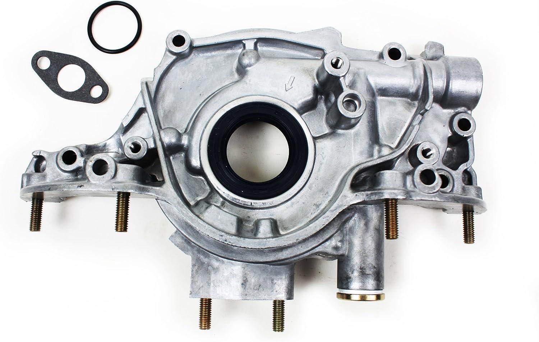 1996-1997 Honda Civic Del Sol Oil Pump CCIYU M383 Replacement Oil Pump Fits 1996-2000 Honda Civic