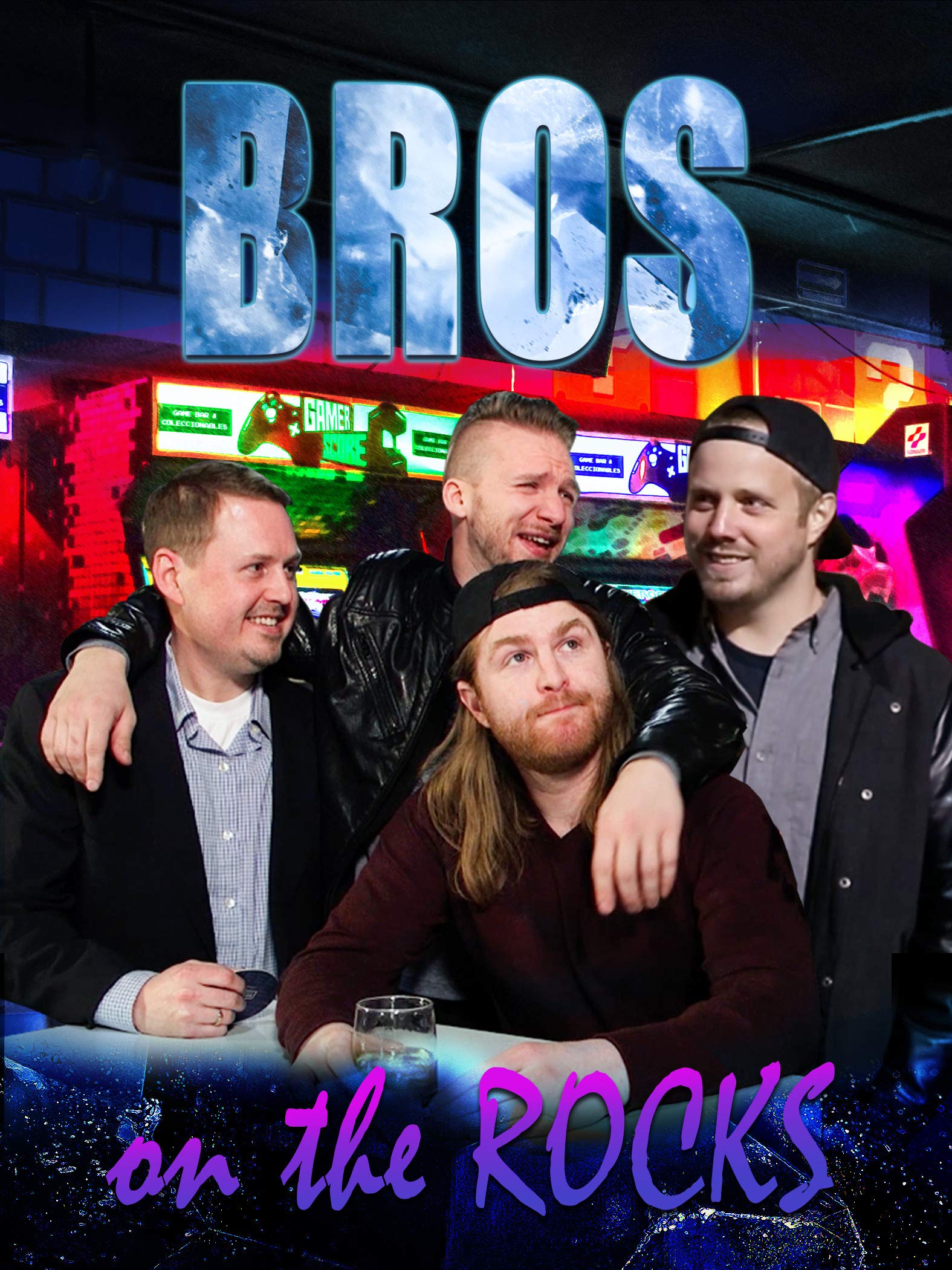 BROS. On the Rocks on Amazon Prime Video UK