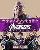 Avengers Infinity War [Blu-ray] [2018] [Region Free]