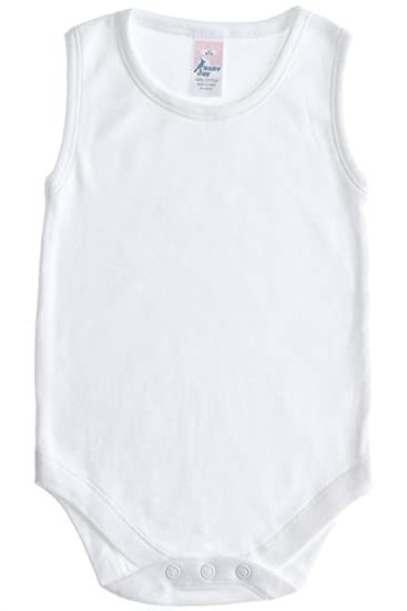 Amazon.com: Baby Jay Sleeveless Onesie For Babies and Toddlers - Premium Soft  Cotton Bodysuit For Boys and Girls: Infant And Toddler Bodysuits: Clothing
