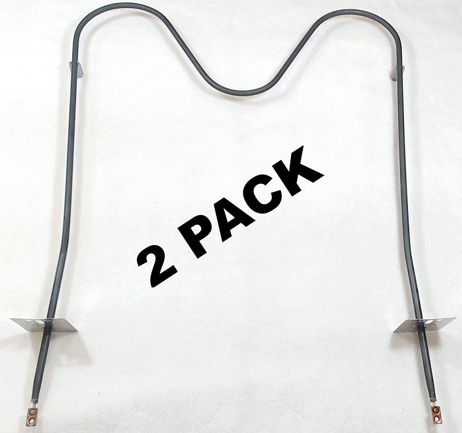 2 Pk, Bake Element for Whrilpool, Sears, AP3095829, PS340505, 326791