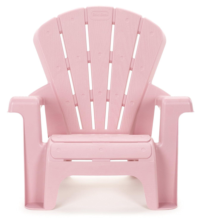 LITTLETIKES リトルタイクス ガーデンチェアー 636783M (ピンク) B00IOBO2XI ピンク