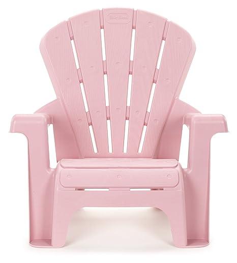 Pleasant Little Tikes Pink Garden Chair 18 50 L X 14 50W X 18 00H Dailytribune Chair Design For Home Dailytribuneorg