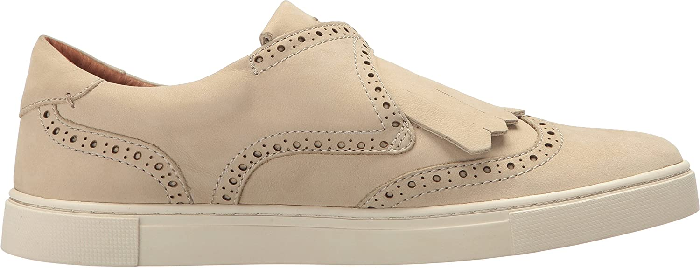FRYE Women's Gemma Kiltie Fashion Sneaker Ash