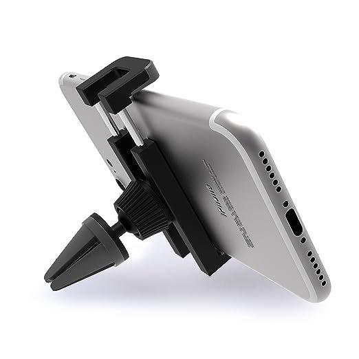 75 opinioni per iVoler- Supporto Auto Smartphone Telefoni Cellulari 360 Gradi di Rotazione Porta